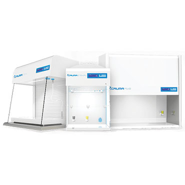 PCR, вертикални и хоризонтални ламинарни боксове