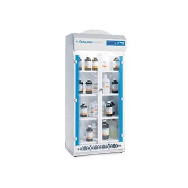 Шкаф за вентилация и съхранение на химикали